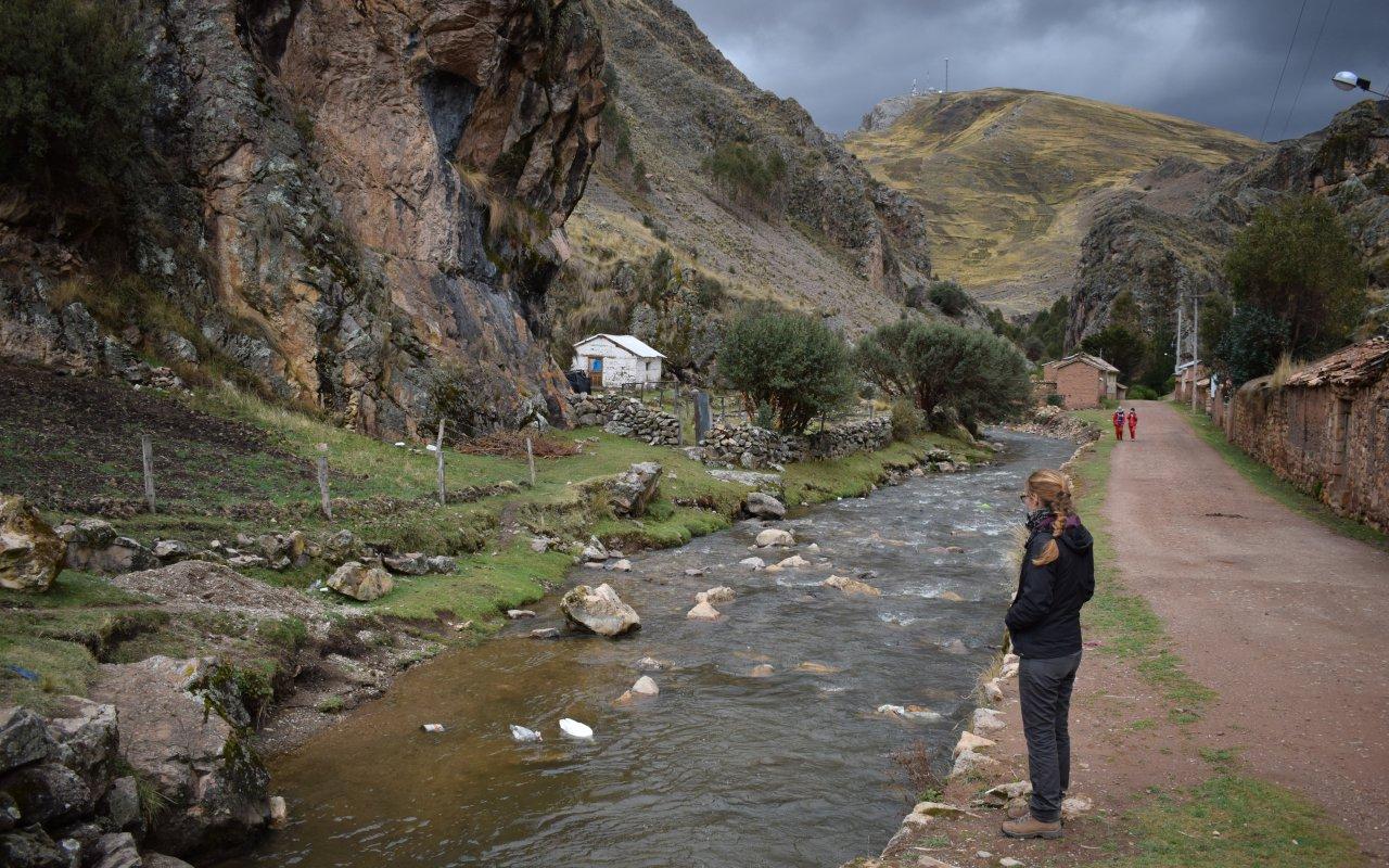 Village de Sacsamarca