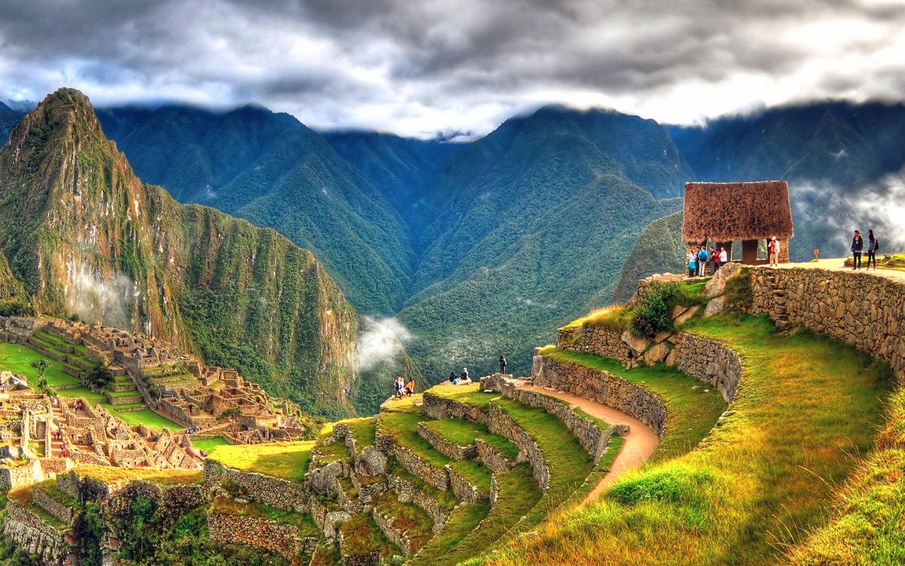 Pérou - Voyages - Cartes