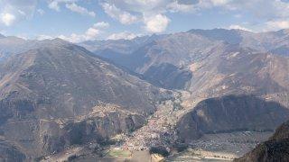 village de calca