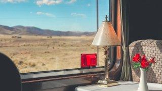 Train de luxe au Pérou