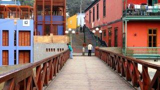 pont des soupirs barranco