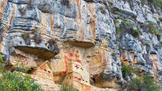 site archéologique de revash
