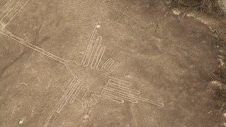 Lignes et Geoglyphs de Nazca au Pérou