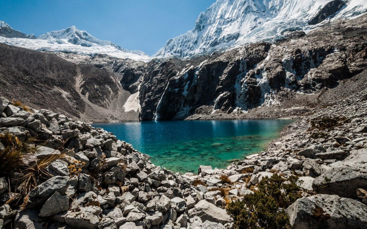 Laguna 69, Huaraz, Pérou